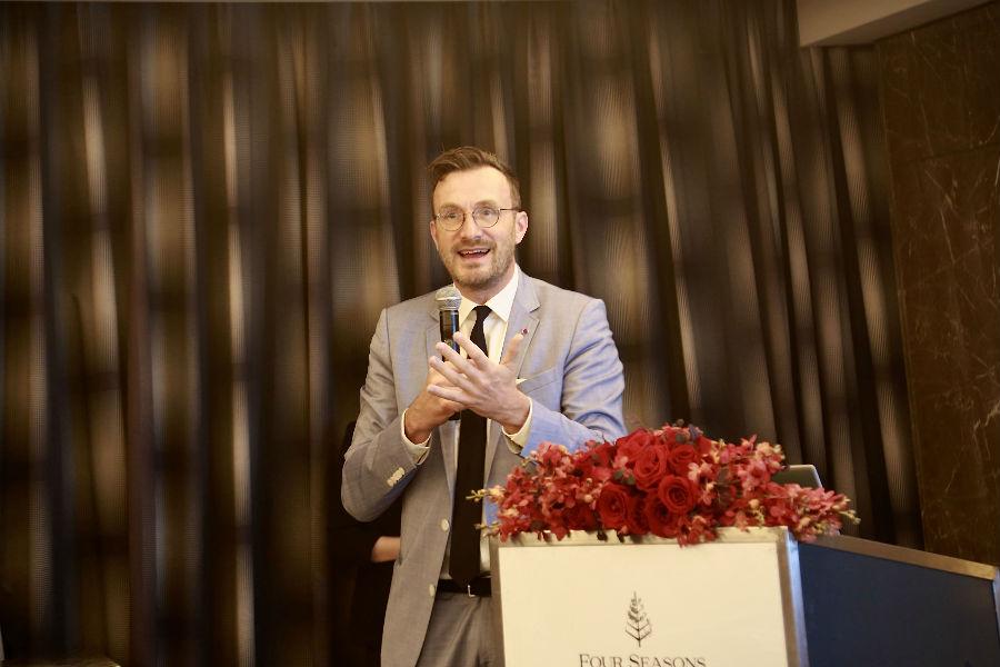 华阳国际受邀参加比利时中国建筑行业交流会/
